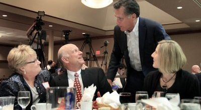 A more experienced Romney targets Obama