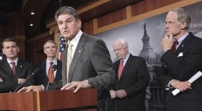 Senate may kill both Democratic, GOP budgets