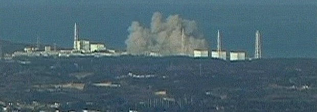 Meltdown feared after explosion at Japan nuke power plant