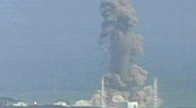 Fuel rods fully exposed Japan at nuke power plant