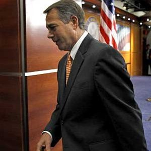 John Boehner: Dead Speaker walking? (AP Photo)