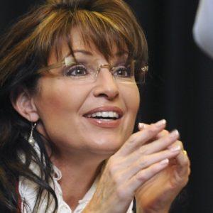 Is the good ship Palin sinking? (AP Photo)