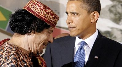 Obama endorses military action against Libya