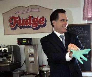 """Mitt Romney: Just one of the GOP's """"flawed"""" candidates"""