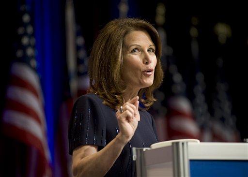 Rep. Michele Bachmann  (AP Photo/Cliff Owen)
