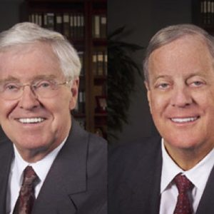 Charles and David Koch: Billionaire terrorists armed with checkbooks