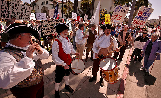 Has the Tea Party's music turned into a funeral dirge?