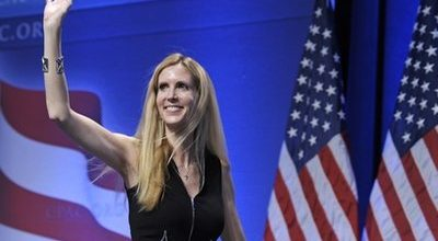 Ann Coulter takes her road show to Wyoming
