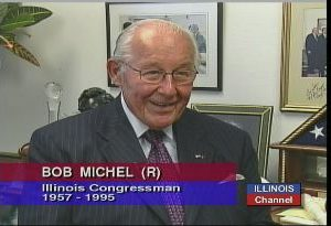 Former House Republican Leader Bob Michel: The last GOP leader who knew how to get things done.