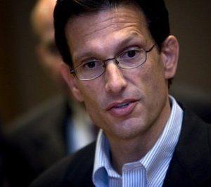 Rep. Eric Cantor (AFP)