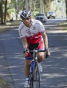 This handout photo, taken in November 2010, provided by Ride 2 Recovery, shows  Clay Hunt in the 2010 Florida Ride. Hunt epitomized a vibrant Iraq veteran that he represented one  in a public service announcement that reminded veterans they weren't alone. On March 31, Hunt bolted himself in his Houston apartment and shot himself died Friends and family say he was wracked with survivors' guilt, and was frustrated that his work comforting veterans and changing what he saw as unjust policies was bearing little fruit.