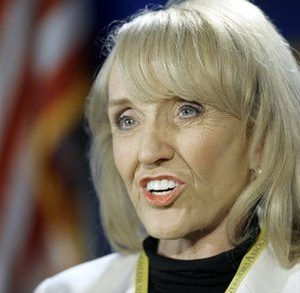 Arizona Gov. Jan Brewer (AP Photo/Cliff Owen, File)