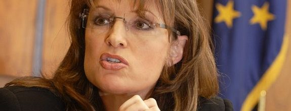 Uh oh: Palin supports The Donald