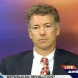 Rand Paul: Like father, like son?