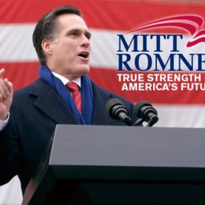 Mitt Romney: Leading the GOP field