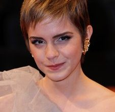 Emma Watson leaving Brown