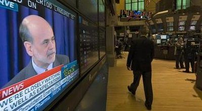 Bernanke: Labor market in 'very deep black hole'