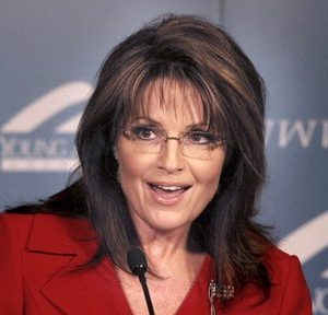 Former Republican vice presidential candidate and Alaskan Gov. Sarah Palin (AP Photo/Spencer Weiner, File)