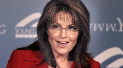 Plummeting Palin tries to recapture limelight