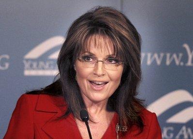Plummeting Palin tries to recapture limelight