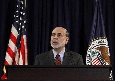 Bernanke: Economy needs time to heal