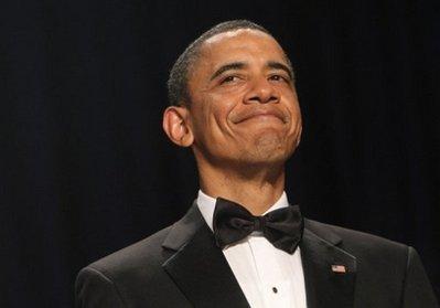 Obama fires zingers at Trump