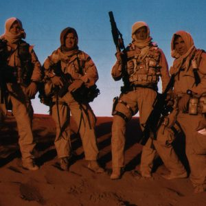 Navy SEALS in Afghanistan (U.S. Navy Photo)