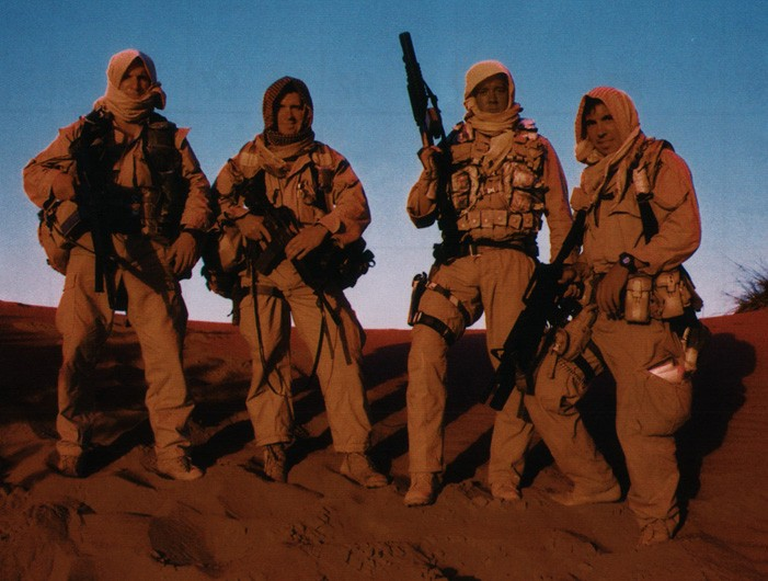 Another success for Navy's fabled SEAL Team 6