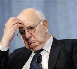 Former Federal Reserve Chairman Paul Volcker (REUTERS/Jonathan Ernst)