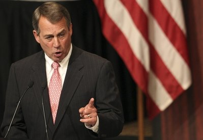 Boehner: Trillions in cuts needed to reduce deficit