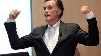 Romney tries to defend hyprocrisy on health care reform