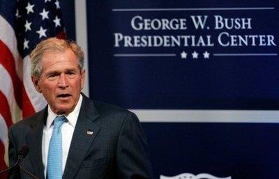 Bush on bin Laden: 'The guy is dead. That is good'