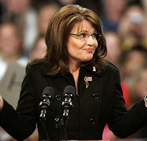 Sarah Palin: Another tea party mouth that roared