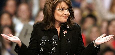 New book portrays Palin as cold, calculating opportunist