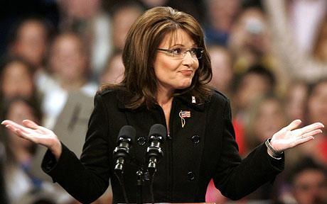 Sarah Palin: Follow the money