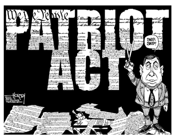 Congress faces midnight deadline on Patriot Act