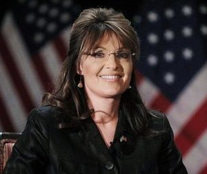 Sarah Palin: Will she? Won't she? Who knows? Who cares? (AFP)