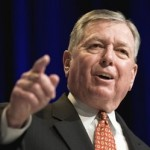 Former Attorney General John Ashcroft in Washington. (AP Photo/Cliff Owen, File)