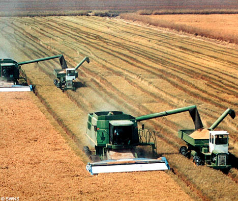 End of the free ride? House panel votes to cut farm subsidies