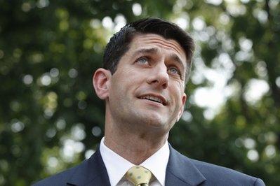 House Budget Committee Chairman Rep. Paul Ryan. (AP Photo/Charles Dharapak)