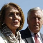 House Democratic leaders Nancy Pelosi and Steny Hoyer (Reuters)
