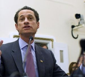 Rep. Anthony Weiner, D-N.Y. (AP Photo/Harry Hamburg, File)