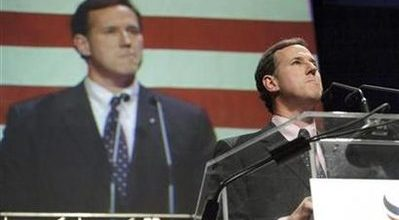 Everything new is old again: Santorum is back