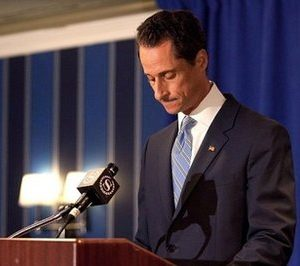 Anthony Weiner fesses up (AFP)
