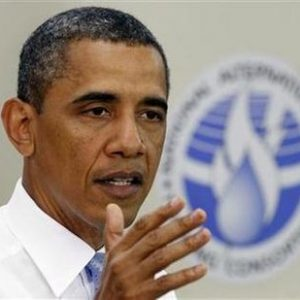 President Barack Obama REUTERS/Kevin Lamarque