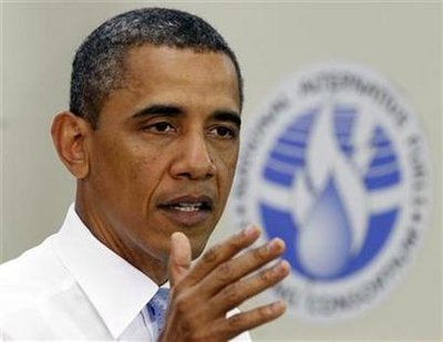 Obama holds big lead in Presidential poll