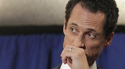 Anthony Weiner: 'Hell no, I won't go'