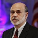 Chairman of the Federal Reserve Ben Bernanke speaks about fiscal sustainability at the Committee for a Responsible Federal Budget Annual Conference in Washington June 14, 2011.  REUTERS/Kevin Lamarque