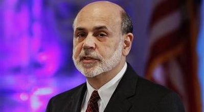 Bernanke: Crisis coming if debt ceiling is not lifted