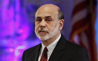 Bernanke: Crisis coming if debt ceiling is not lifted